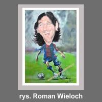 karykatura cyfrowa Leo Messi