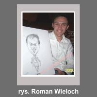 karykaturzysta na eventy imprezy firmowe